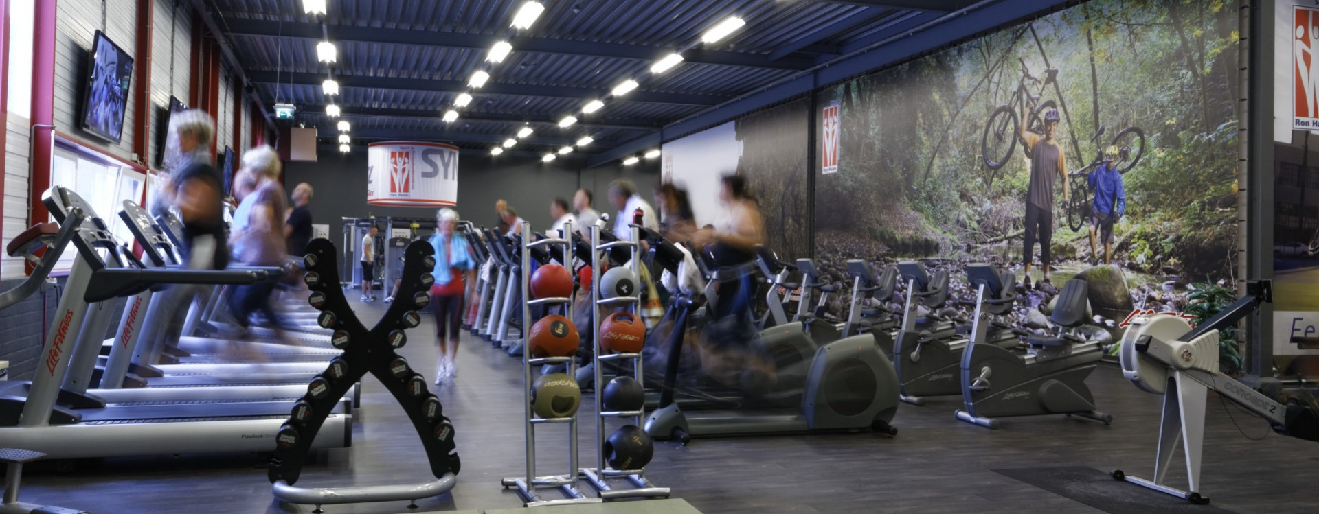 Fitness centrum Ron Haans Veendam