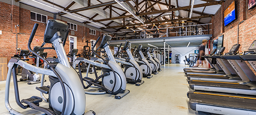 Fitness centrum Ron Haans Bedum