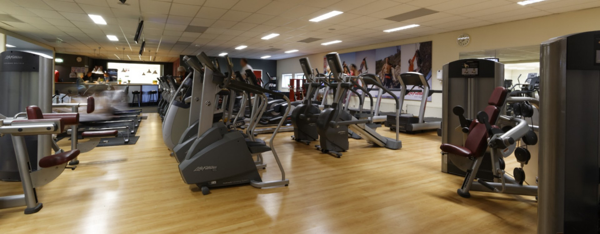 Fitness centrum Ron Haans Weener